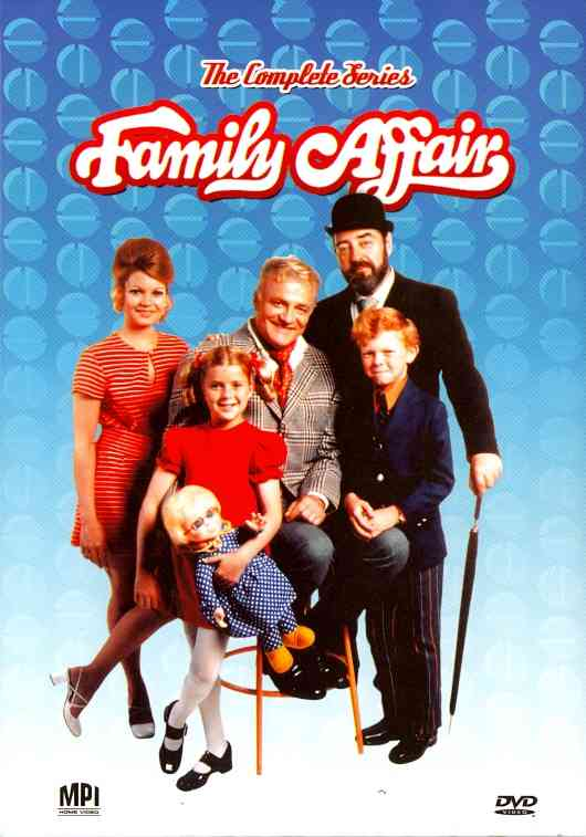 FAMILY AFFAIRS:COMPLETE SERIES BY DORIS DAY SHOW (DVD)